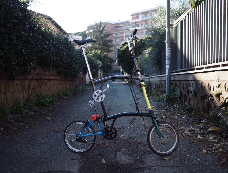 Zio Bicibrompton Roma Biciclette Nuove Ed Usate